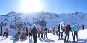 Computers and a ski trip